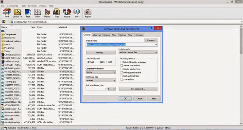 WinRAR PC Full Version Terbaru (32bit/64bit)