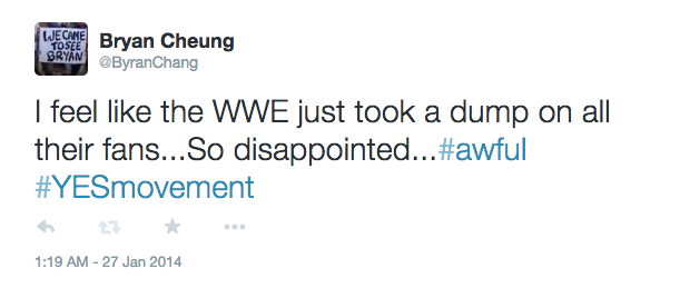 Reactions to WWE Royal Rumble winner on Twitter