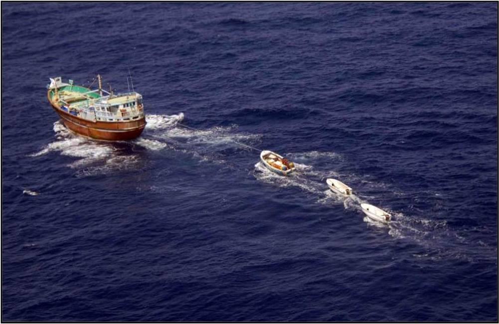 Media e informazione pirateria marittima al largo della for Largo somalia