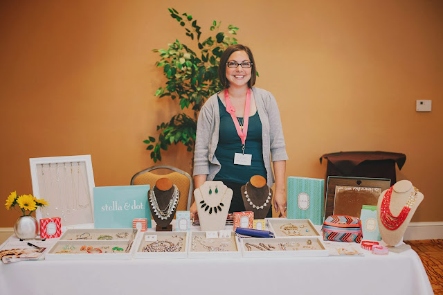 blog fete booth sponsor stella and dot