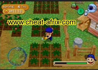 download cheat harvest moon back to nature pc