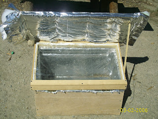 Cmo hacer un horno solar casero? -