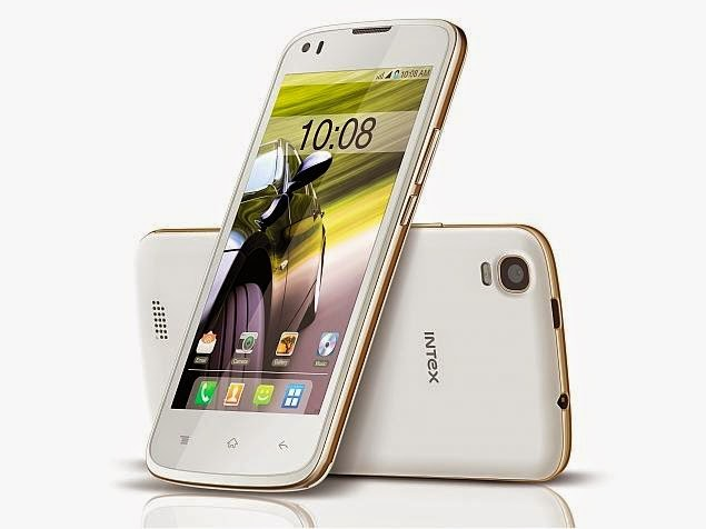 Intex Aqua Speed HD