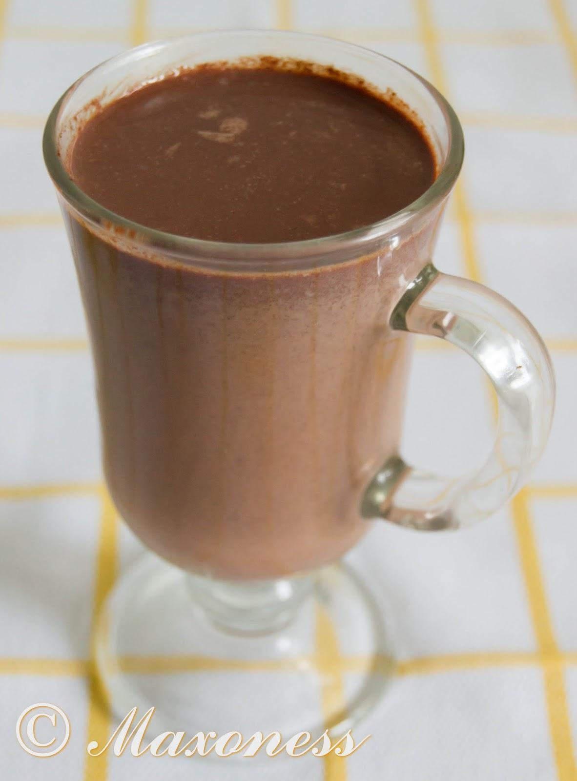 Горячий шоколад по-бразильски от Пьера Эрме