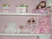 Quartos de bêbe-quarto da Sophia