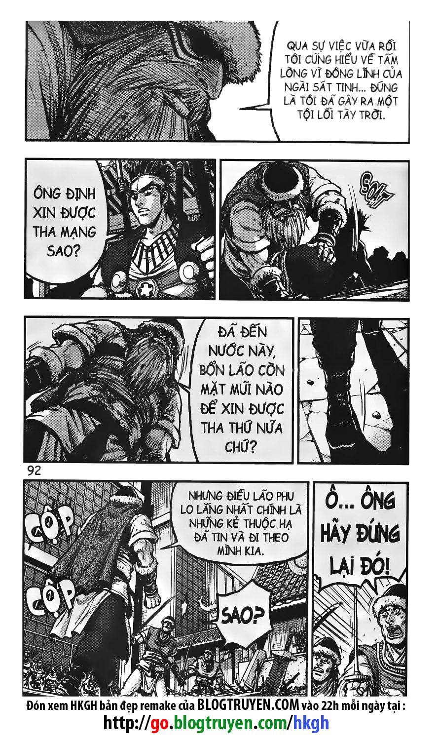 Hiệp Khách Giang Hồ - Hiệp Khách Giang Hồ Chap 400 - Pic 24