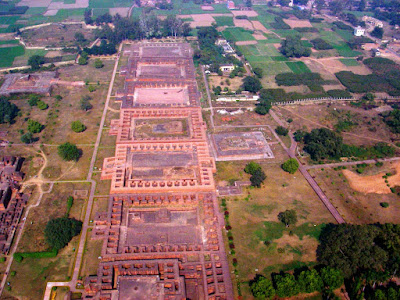 Fried  Nalanda university
