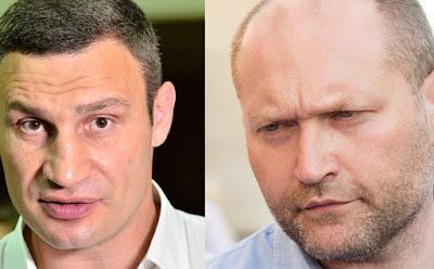 В Киеве во втором туре выборов встретятся Кличко и Береза