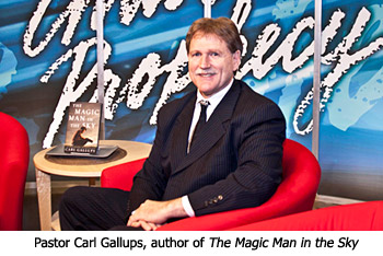 Pastor Carl Gallups