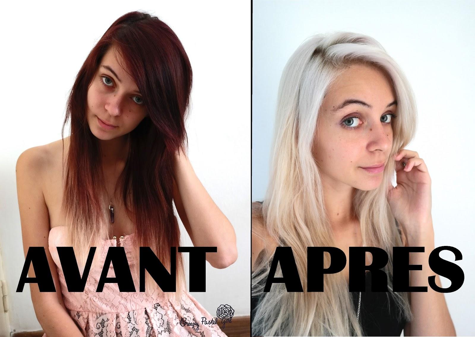 Coloration cheveux apres permanente