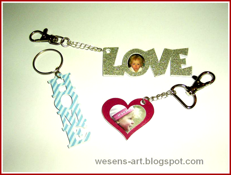 PersonalKeyChain   wesens-art.blogspot.com