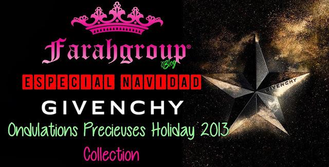 givenchy, holiday, navidad, ondulations precieuses