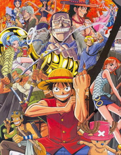 One Piece Episode 131 - 135 Subtitle Indonesia Post Alabasta Arc