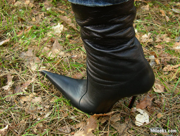 Botas de moda