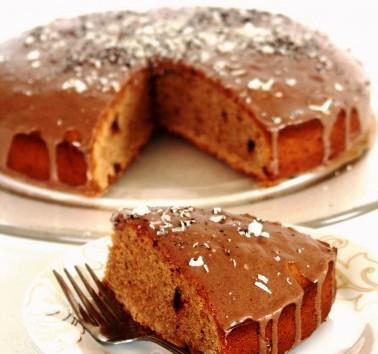 VARIETY FOODS: Vegan Chocolate Chip Coffee Cake