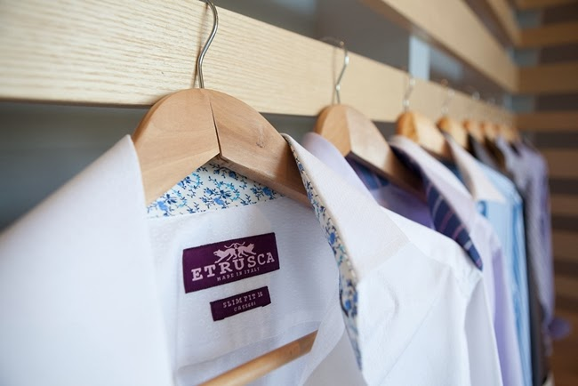 Etrsuca Made In Italy | Menswear Shirts | La Maison Sartorie D'Amber