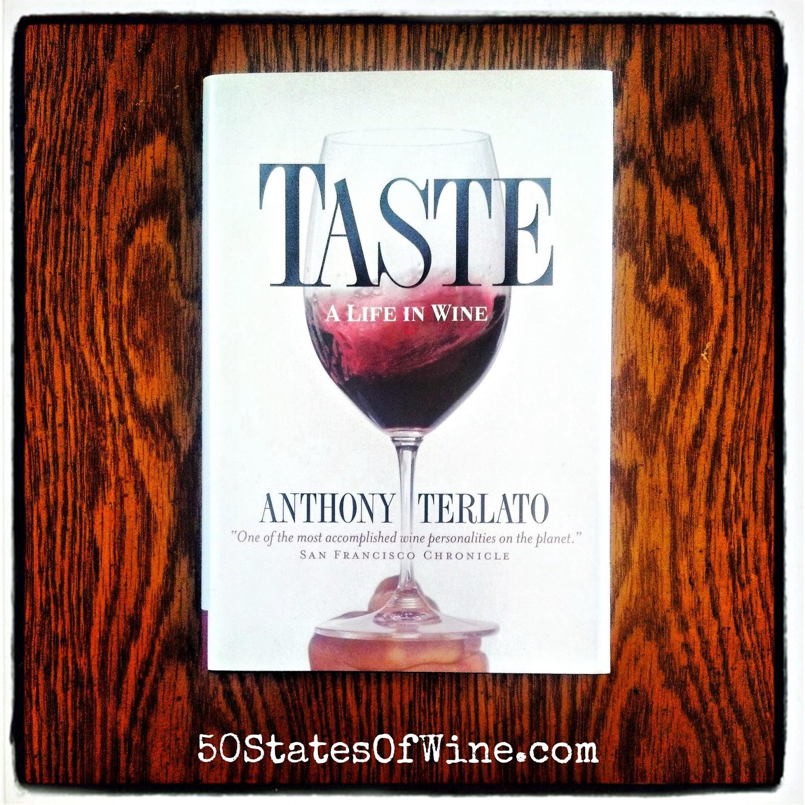 Taste: A Life in Wine