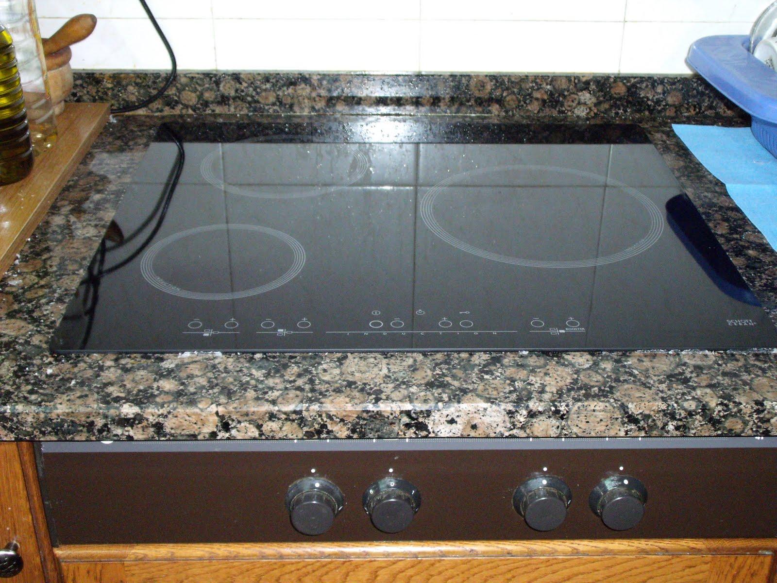 Dudas tecnol gicas cocina vitrocer mica for Cocina vitroceramica a gas