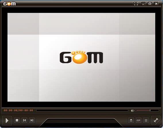 skin GOM Player, thema, modern kid