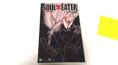 SOUL EATER22巻
