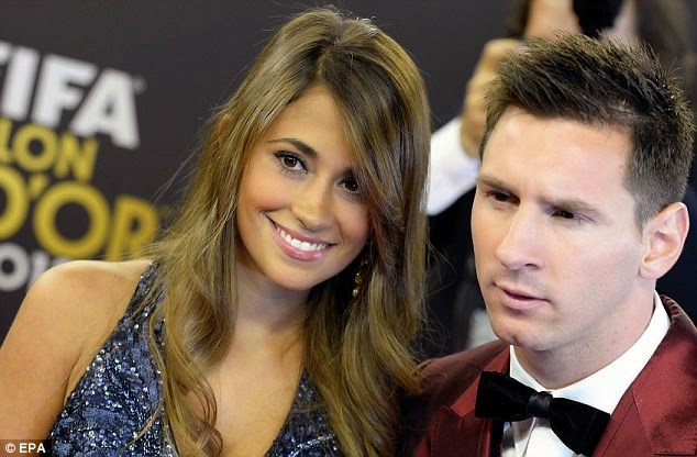 Argentina National Football Players Wags List Picture World