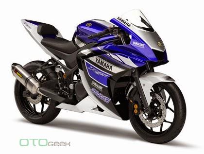 Harga Motor Yamaha R25