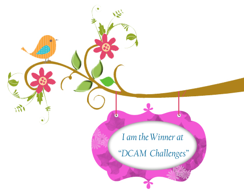 I am a Winner at DCAM #2! :)