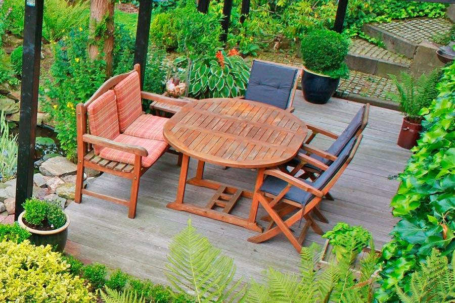 Limpieza muebles plastico jardin 20170726104425 for Lavado de muebles de madera