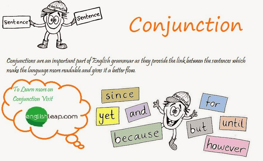 how to connect sentences with conjunctions