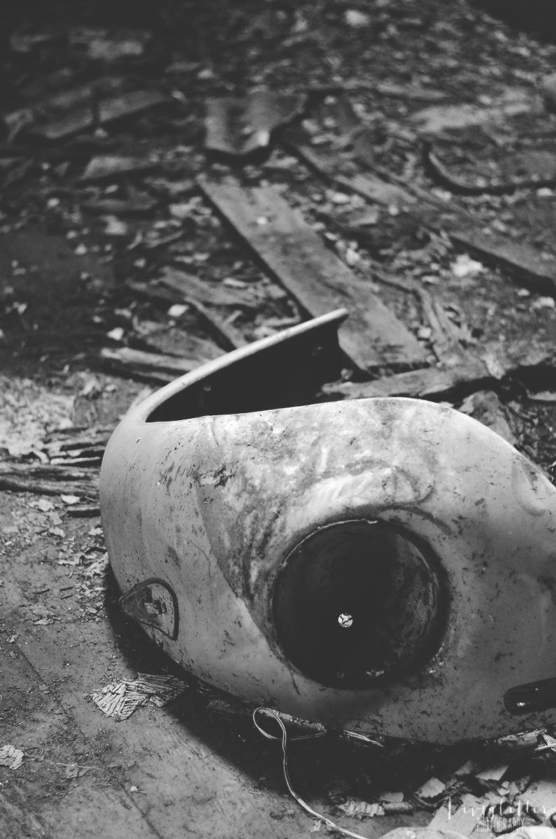 Övergivet, urban exploration, abandoned