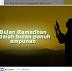 Membuat Pesan Pembuka Pop Up Spesial Ramadhan Untuk Blog