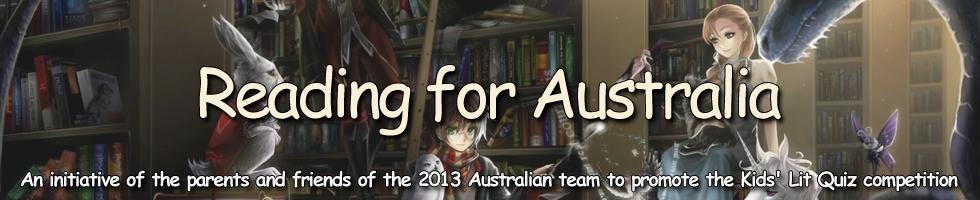 Reading For Australia