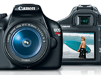 Canon EOS Rebel T3 18-55mm IS II Kit Firmware, Software, SDK Download
