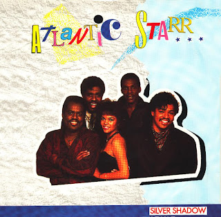 ATLANTIC STARR - SILVER SHADOW - 1985
