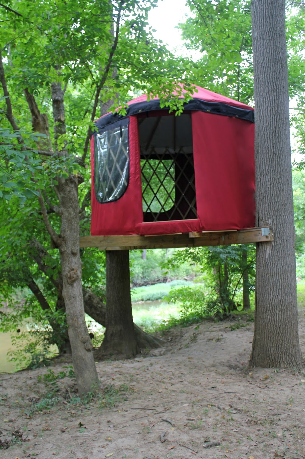 Relaxshackscom A Tiny House Yurt And Tree House ALL IN