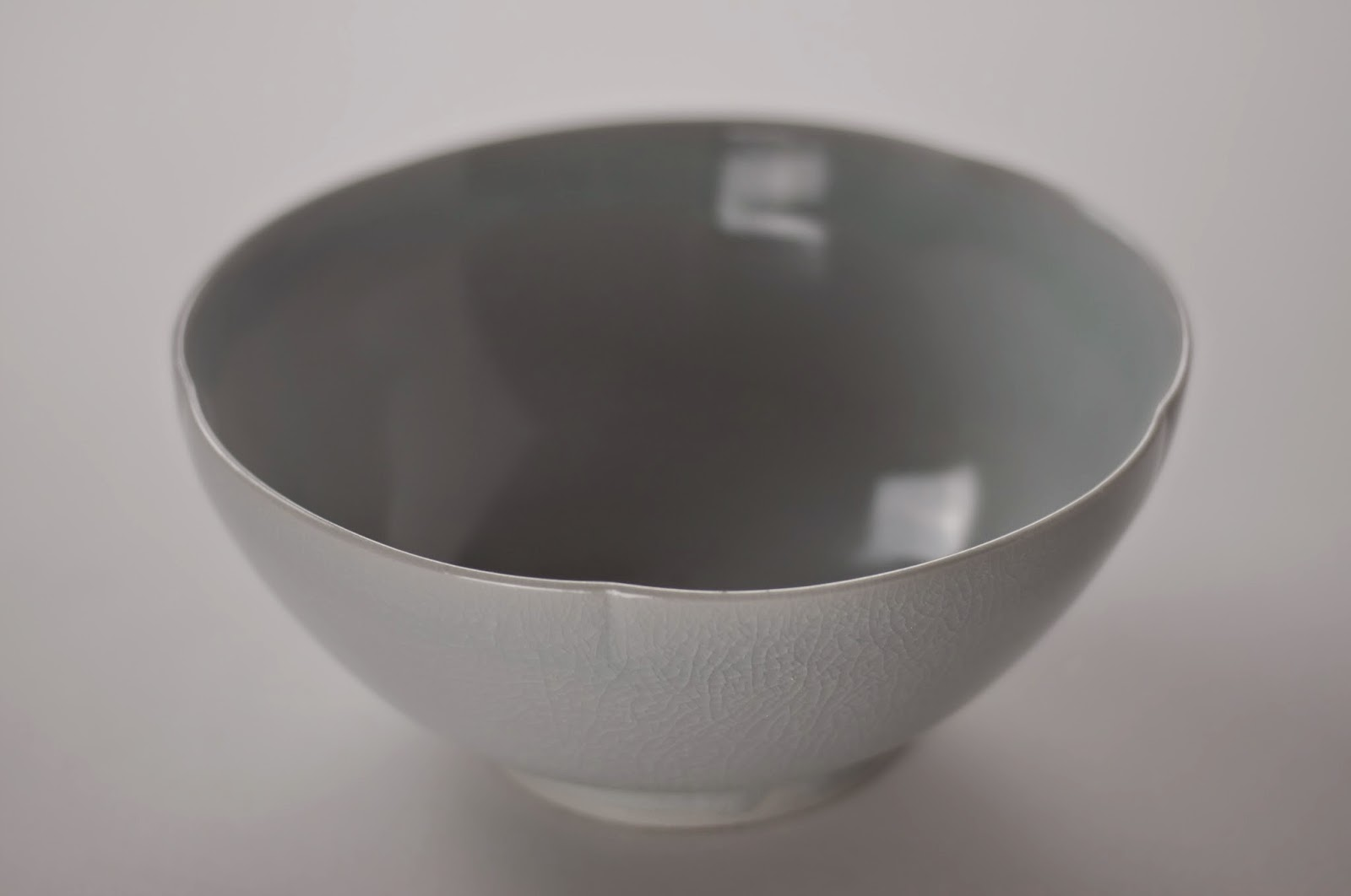 pure porcelain fruit bowl sung style