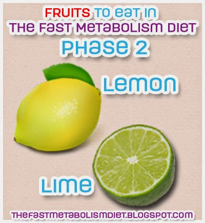 Fast Metabolism Diet Phase 2 Fruits