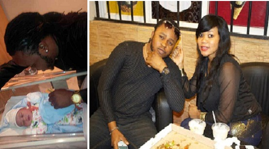 yemi sax wife gives birth