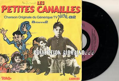 Giorgino999 le blog de la m moire sur vinyle les petites canailles chanson du g n rique - Feuilleton saloni version francaise ...