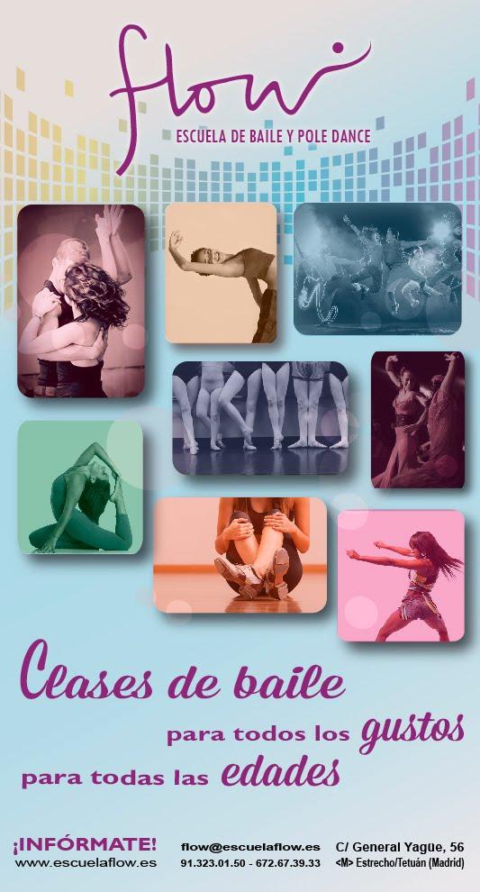 Flow, tus clases de baile en Madrid
