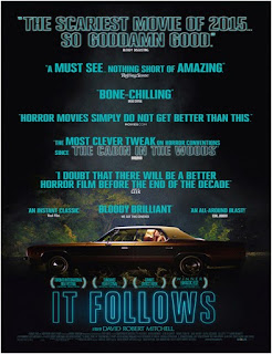 It Follows (Te Sigue) (Está detrás de ti) (2014)