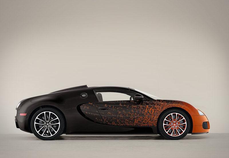 all hd images bugatti veyron grand sport bernar venet 2012. Black Bedroom Furniture Sets. Home Design Ideas