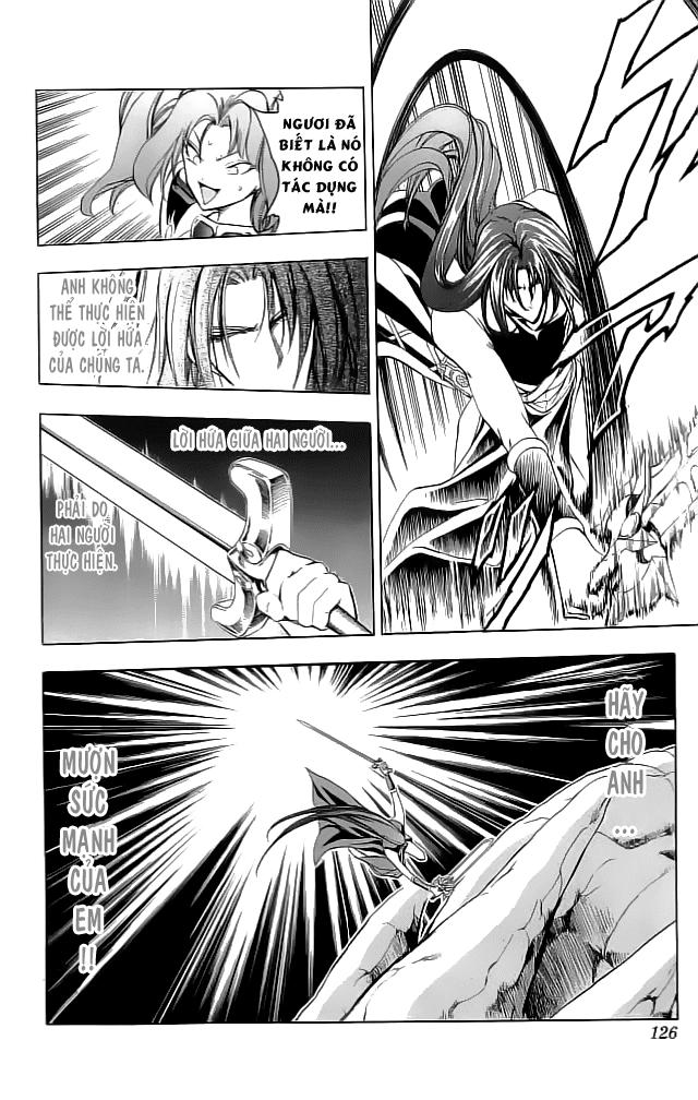 Fire Emblem-Hasha no Tsurugi chap 19 - Trang 29