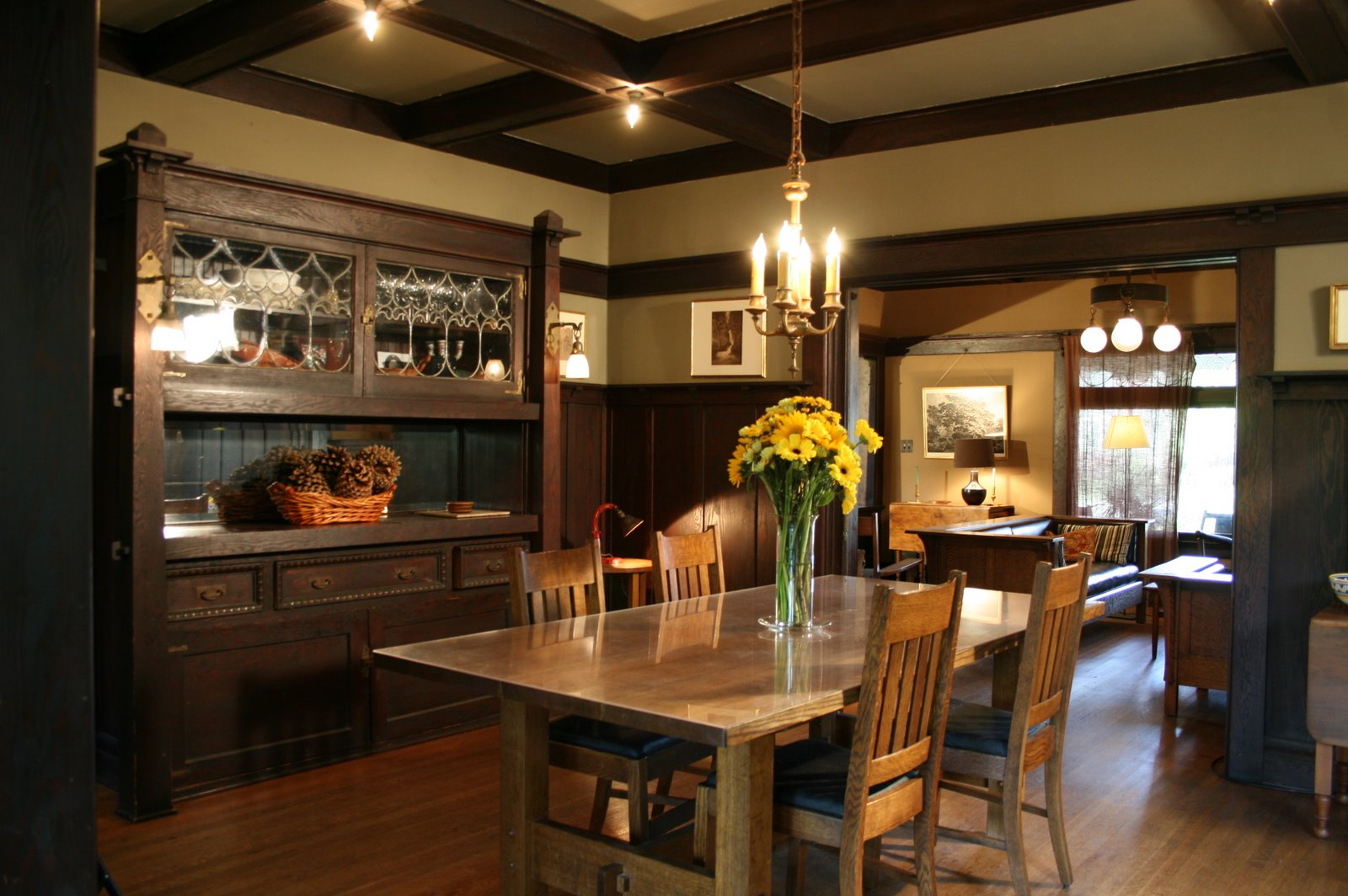 Small House Bluffton Craftsman Interiors That Andy Likes