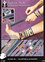 Friendship Bracelet X Pattern7