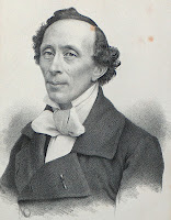 Famous author and fairy tale writer Hans Christian Andersen had bipolar disorder