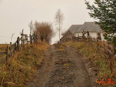 Drum spre Biserica - Hodosa