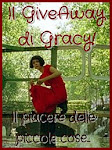 Ho partecipato al Giveaway di Gracy