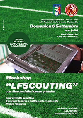 scouting course, lfscouting, enrico amore scouting, corso scouting enrico amore, corso scout cava tirreni,