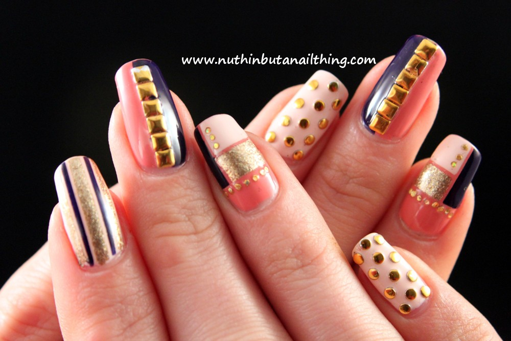 nuthin\' but a nail thing: April 2013